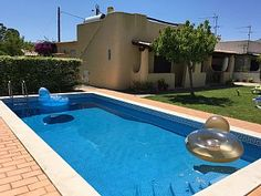 Recently refurbished three bedrooms villa with private pool and lovely gardens Holiday Lettings, Villa With Private Pool, Villas, Pools, Bedrooms, Gardens, Outdoor Decor, Home, Swimming Pools