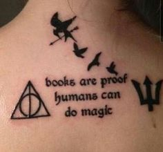 I love this! Add an angelic rune! Mortal Instruments, Harry Potter, Percy Jackson, and Hunger Games!