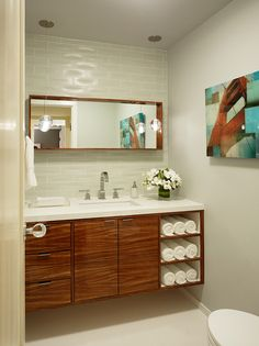Powder Room Design, Pictures, Remodel, Decor and Ideas - page 6