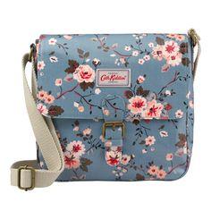 Trailing Rose Mini Satchel | Cross Body Bags | CathKidston