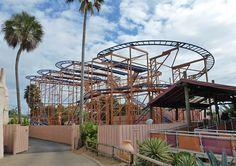 Busch Gardens Africa - Sand Serpent