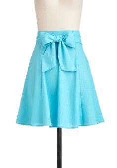 Musee Cantini Skirt via Mod Cloth $34.99