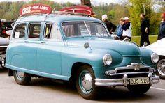 Standard Vanguard 1954