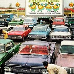 Used Car Lots, Used Cars, Classic Chevy Trucks, Classic Cars, Chevy Dealerships, General Motors Cars, Chevrolet Dealership, New Car Smell, Car Pictures