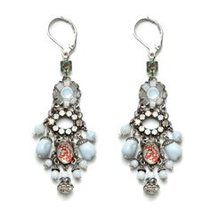 Ayala Bar Spring 2012 'Baby's Breath Earrings'. Israel's leading Costume Jewelry designer and exporter. www.ayalabar.com