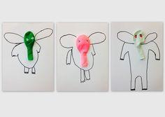 les petites têtes de l'art: