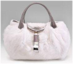 Image of Fendi Fendi Spy Bag, Fendi Bags, Fur Bag, Clutch Wallet, Beautiful Hands, Tote Handbags, Mink, Love Fashion, Burberry