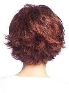 Short Layered Bob Hairstyles Back View