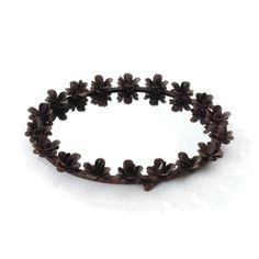 http://beautifulhomestore.com/12525.html  Rose Garden Mirror Tray - Free Shipping  Item#: 12525