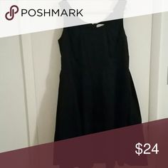 Little Black Dress Calvin Klein  Plus Size Little Black Dress. sz 16W. Fully Lined.100% Cotton. Dresses Midi