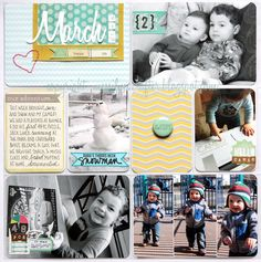 messily ever after: project life: two weeks of shares and citrus twist kits reveal...