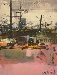 Cityscape 4 | George Heidweiller | http://www.kunst.nl/Items/nl-NL/Kunstwerken/Algemeen/Cityscape-4-1