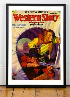 Western Story Magazine, 30s