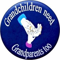 To deny a grandchild a relationship with their grandmother is wrong on every level. Maybe it's time to grow up.
