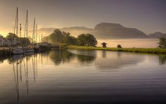 Sail the Caledonian Canal in beautiful Scotland!