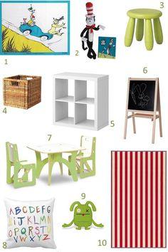 playroom decorating ideas #decorating #kidsrooms