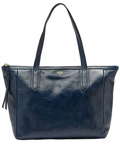 Fossil Sydney Leather Shopper - Tote Bags - Handbags & Accessories - Macy's168