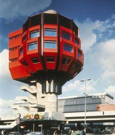 Berlin, Bierpinsel um 1977, Dia Archiv Schüler-Witte