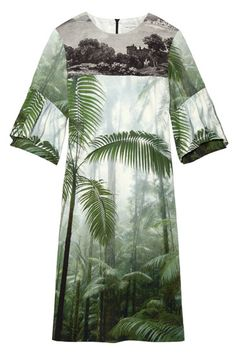 Tropical Prints Fashion Trend Spring 2012 - Tropical Print Clothing and Accessories Spring 2012 - Harper's BAZAAR