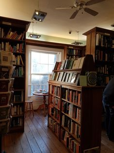 """stuckinabooksworld: """"》Love going to bookshops when I travel《 """" Library Bookshelves, Bookcases, Home Libraries, Cozy Nook, Book Aesthetic, Book Nooks, Future House, Safe Place, Bibliophile"""