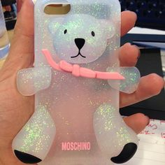 Moschino phone case... Omg amazing