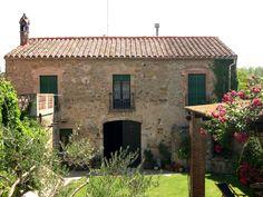 Casa rural Can Massa en La Pera. Comarca del Baix Empordà.