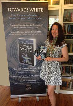 Happy Release Day #TowardsWhite! Thank you @IFWGAustralia! – Zena Shapter