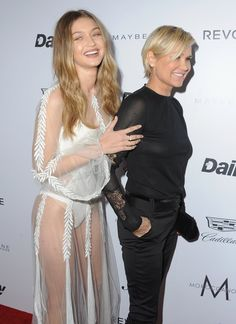 Pin for Later: Gigi Hadid Proves Her Mom Is Her Best Gal Pal During a Recent Outing in LA