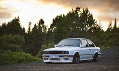 BMW E30 325i Weiß Autos