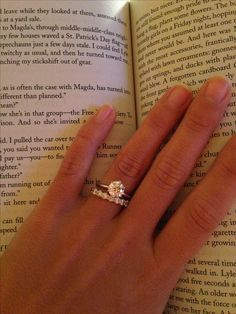 Show me your 5-stone or 7-stone rings! - Weddingbee