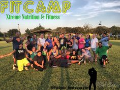 Awesome Fit camp This Afternoon everybody did an Amazing job ! I couldn't be more proud of them !   Good Job Herbalife Family !