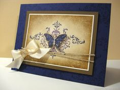 Card created by Lianne Carper using the Bliss stamp set which is part of Sale-a-Bration by Stampin' Up!