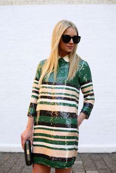sequined striped dress from ASOS | via Atlantic-Pacific - http://us.asos.com/countryid/2/ASOS-Sequin-Stripe-Tee-Dress/11g8o2/?iid=3336214&cid=14543&sh=0&pge=0&pgesize=-1&sort=-1&clr=Green&mporgp=L0FTT1MvQVNPUy1TZXF1aW4tU3RyaXBlLVRlZS1EcmVzcy9Qcm9kLw..&utm_source=Affiliate&utm_medium=LinkShare&utm_content=USNetwork.1&utm_campaign=QFGLnEolOWg&cvosrc=Affiliate.LinkShare.QFGLnEolOWg&link=15&promo=307314&source=linkshare&MID=35719&affid=2135&WT.tsrc=Affiliate&siteID=QFGLnEolOWg-WF8msG_ORb9ZMvavk.X.Jg