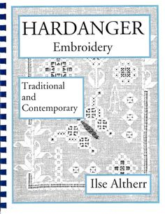 Author: Altherr, Ilse  Contents: You dont have to know how to make lace to have lace in your life. Hardanger lace allows you to take plain cloth and turn it into lacy elegance. Embroider buttonhole style stitches on even weave cloth and cut out the center to produce traditional and modern designs. This book shows you how to make dozens of basic designs and combine them into more complex patterns. Once you learn the technique, you can let your imagination soar and create your own unique…