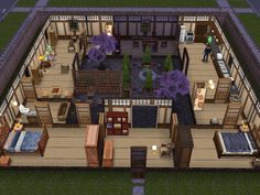 House 75 remodelled player designed house - ground level #sims ...