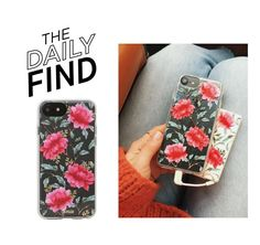 """The Daily Find: Sonix Phone Case"" by polyvore-editorial ❤ liked on Polyvore featuring Sonix and DailyFind"