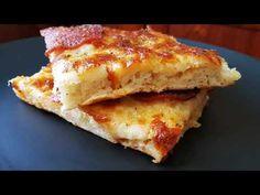 Εύκολη φοκάτσα με 2 υλικά ζύμη!!! - YouTube Greek Recipes, Junk Food, Lasagna, Tart, French Toast, Bakery, Pizza, Cooking, Breakfast