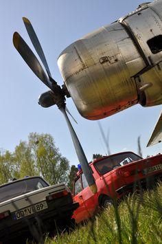 OST-Fahrzeugtreffen @ Luftfahrtmuseum Finowfurt : from Formfreu