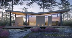JOARC | ARCHITECTS - TM Sauna