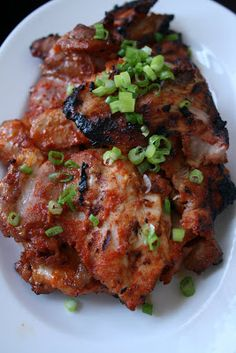 Week of Menus: Korean Chili Paste Spicy Chicken (매운닭구이 Mae-un Dak Gui): Learning to Measure