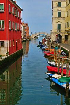 Chioggia Veneto Italia