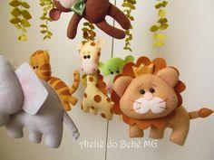 Ateliê do Bebê MG: Decoração Safari