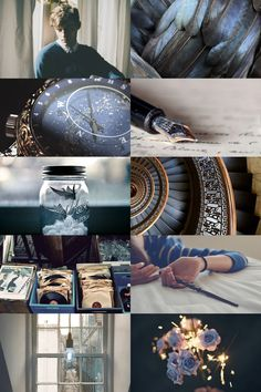 Ravenclaw - The Moon in a Jar