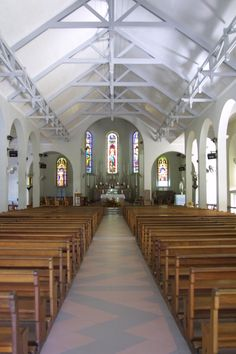 Cathedral of our Lady of Immaculate Conception, Diocese of Port Victoria, Mahe, Seychelles