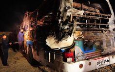 57 killed in fiery Pakistan