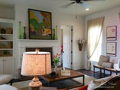 Southern Living Model Home {Tour} - Our Southern Home