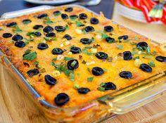 30-Minute Mexican Lasagna