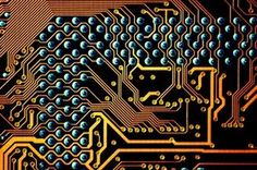 Circuit boards are found in many electronic devices.
