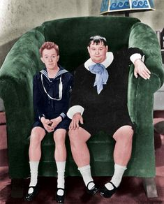 Little Laurel and Hardy Laurel And Hardy, Stan Laurel Oliver Hardy, Great Comedies, Classic Comedies, Lauren Hardy, Photo Star, Comedy Duos, Sound Film, Tv