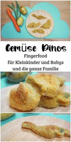 Leckere Nuggets aus Kartoffeln, Gemüse, Haferflocken und Dinkelmehl, die der ganzen Familie schmecken. Mit Videoanleitung.